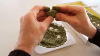 Repeat youtube video Come fare l'Hashish - Metodo basato sull'estrazione dell'olio di marijuana
