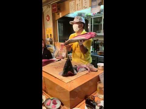 魚を捌く動画集