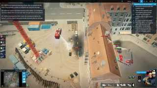 Emergency 5 Walkthrough Mission 3 Bomb in the City Center HD