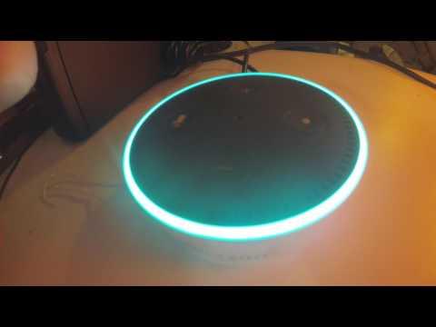 ALEXA, SING ME A SONG (Amazon Echo Dot)
