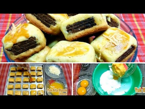 resep dan cara membuat kue kering palm sugar doovi