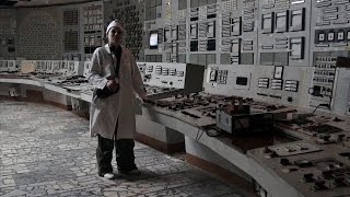 Inside Chernobyl ЧАЭС 2015 - 29th anniversary of the Чернобыль disaster