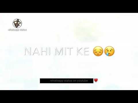 Khatam Hogi Na Kabhi Mit Ke Sad Peotry Status