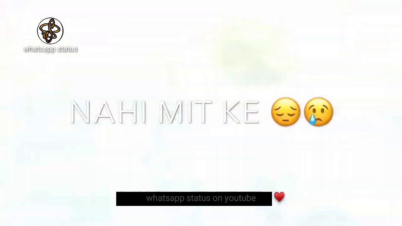Khatam Hogi Na Kabhi Mit Ke Sad Peotry Status Youtube