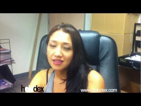 Holodex asks... Vicki Chase!