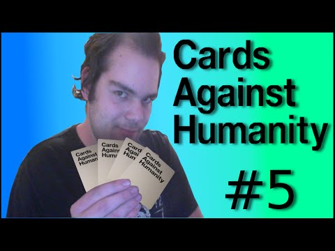 Cards against humanity #5 - This is your captain speaking!