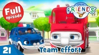Team Effort - City of Friends - Ep 21