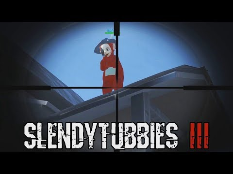 SLENDYTUBBIES 3 LIVESTREAM - VERSION 1.27   SURVIVAL, INFECTED, COLLECT - COME PLAY WITH ME!!