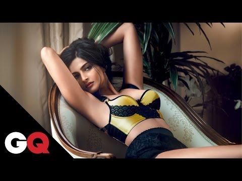 Sonam Kapoor Does GQ