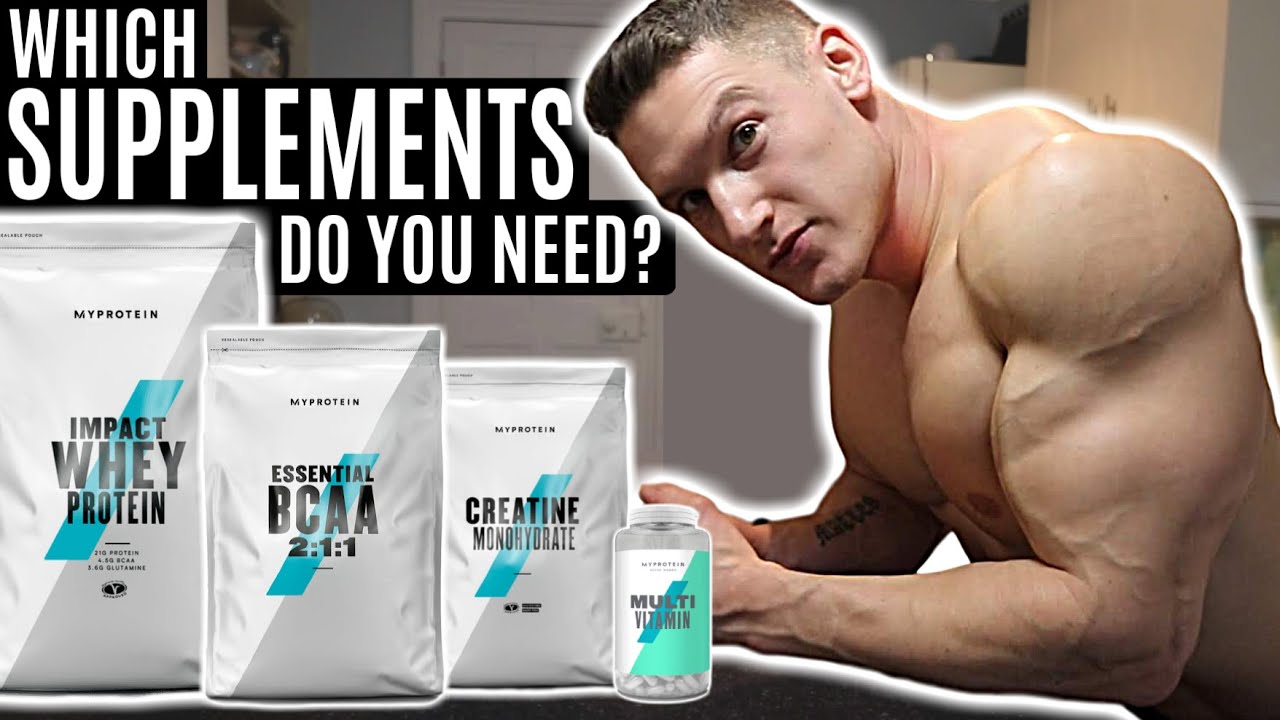 dd39ccac3d3 Which SUPPLEMENTS do you ACTUALLY NEED !