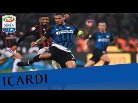 Il gol di Icardi (63') - Inter - Milan 3-2 - Giornata 8 - Serie A TIM 2017/18