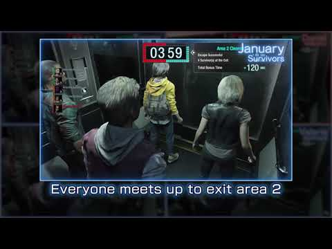 See a full match of multiplayer Resident Evil spin-off Project Resistance   PC Gamer
