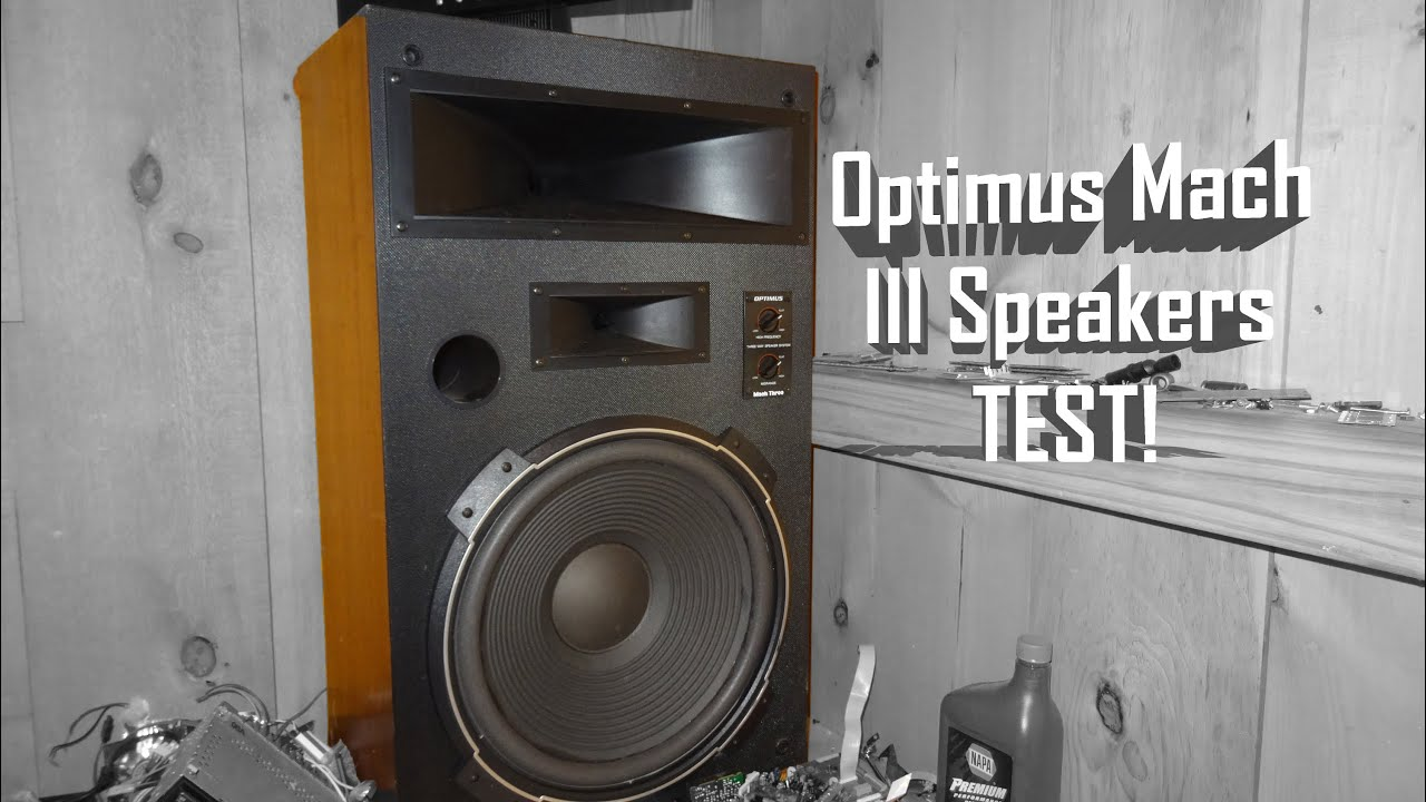 how to test if speakers work