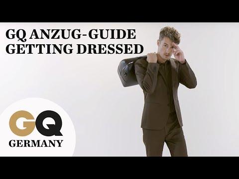 GQ Anzug-Guide   Get Dressed – Drei Anzüge für drei Anlässe
