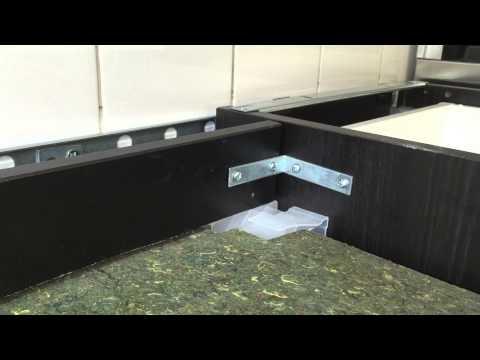 How to mount siemens dishwasher in ikea metod kitchen / vaatwasser ...