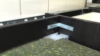 how to mount Siemens dishwasher in Ikea metod kitchen / vaatwasser / keuken