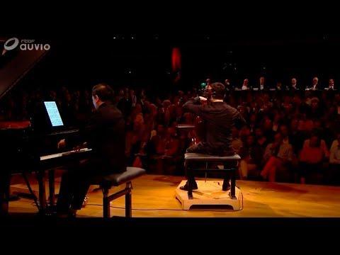Prokofiev Cello Sonata in C major, Op. 119   Brannon Cho   Victor Asuncion