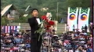 한국인기가수 사할린 공연 1990  7  29 KONCERT
