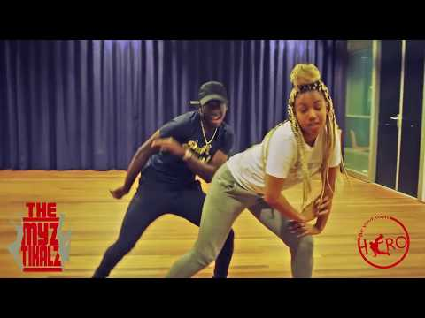 Maleek Berry - Bend It || DANCE cover by Winston Adaba & Zhane Klaverweide