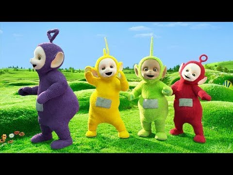 Телепузики: Веселые друзья! - Развивающий фильм для детей на русском языке