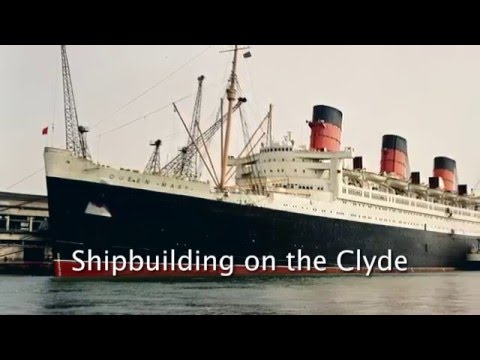 Shipbuilding on the Clyde: Bill Mckinlay