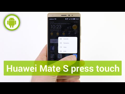 Huawei Mate S Press Touch, Recensione In Italiano