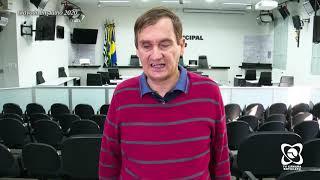 Carlos Trigo faz vários pedidos para melhorias urbanas nas últimas duas semanas
