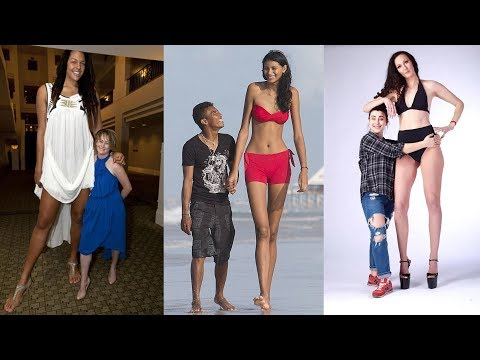 15 Tallest Women from Around the World from YouTube · Duration:  11 minutes 24 seconds