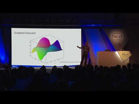 "Google Cloud Next Amsterdam '17: ""Introduction to Tensorflow and Google Cloud ML"""