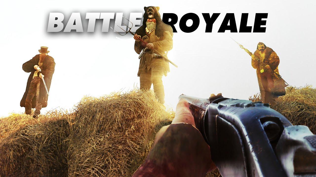 Download Battle Royale! - Hunt Showdown
