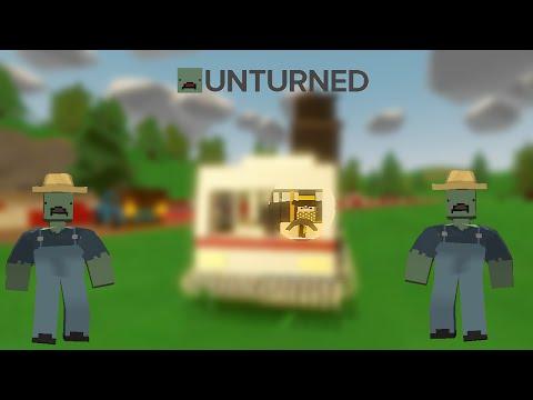 Unturned - Tutorial Básico Para Iniciantes #3 Fim (Exploração)