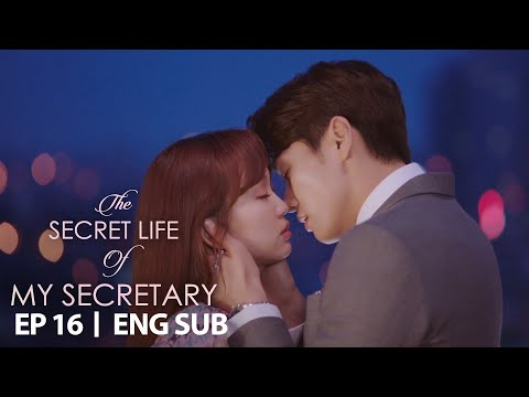 Kim Young Kwang Kisses Jin Ki Joo [The Secret Life Of My Secretary Ep 15]