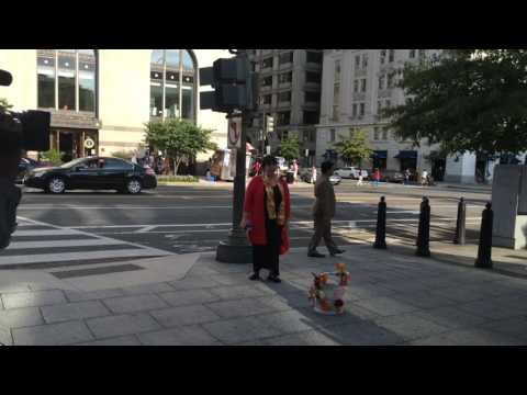 Street Opera Singer Arrested In Old Town, Alexandria