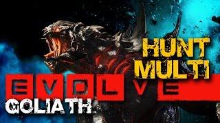 Evolve #11: Polowanie MULTI Zwierzyna zmienia się w mysliwego