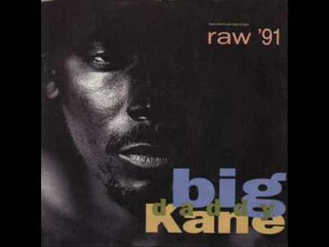 Big Daddy Kane-Warm it up Kane