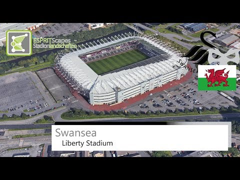 Swansea - Liberty Stadium / 2016