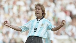 Gabriel Batistuta / Top 10 goals