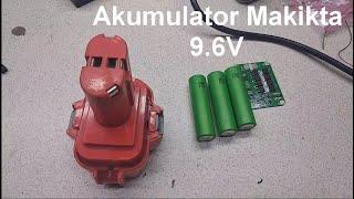 Akumulator Makita 9.6V Ni-CD Li-ion