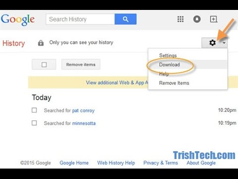 How To Clear Downloads From Chrome Browsers