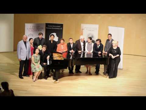 2. Deutscher Klavierwettbewerb Polnischer Musik 2015, Hamburg - Impressionen