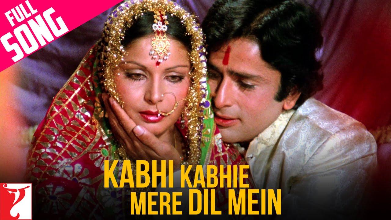 Kabhi Kabhie Mere Dil Mein Lyrics Translation | Kabhi Kabhie | Hindi Bollywood Songs