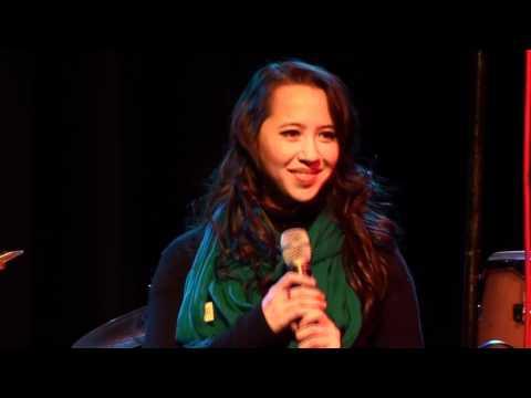 Emily Domingo  sings 'Le Festin