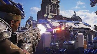 """GEARS 5 """"Bootcamp"""" New Gameplay Demo (2019) Xbox One / PC"""