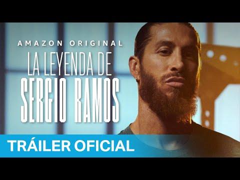 La Leyenda de Sergio Ramos   Tráiler Oficial   Prime Video España