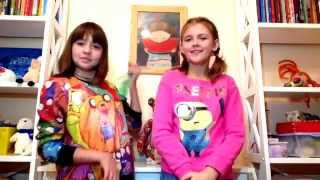 �������� ���� Tag BBF лучшие друзья с Alina Cupcake ������