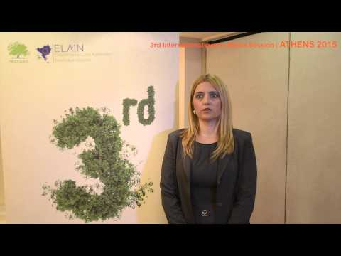 ELAIN | 3rd International event | Media Session | ATHENS | Novi Sad | Marinela Zagorac