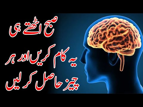 Do This Before You Sleep | Subconscious Mind Power Visualization Technique | Hamza Javed