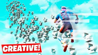 FORTNITE CREATIVE *NEW* TOILET PARKOUR!