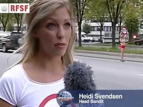 Bikini Bandits Go Dutch