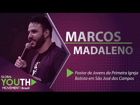 PREGAÇÃO CRIATIVA - GYM 2015 | MARCOS MADALENO